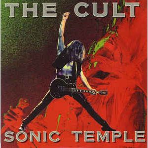 CULT - Sonic temple CD