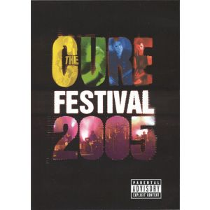CURE - Festival 2005 DVD