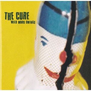 CURE - Wild Mood Swings CD