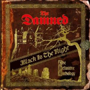 DAMNED - Black is the night: the definitive anthology 2CD