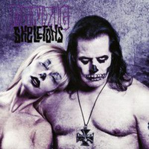 DANZIG - Skeletons LP  Marbled Vinyl