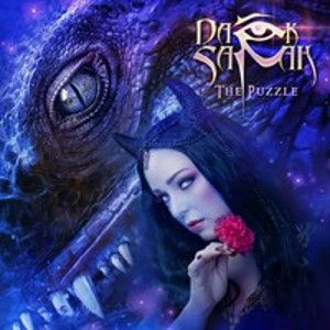 DARK SARAH - The Puzzle CD