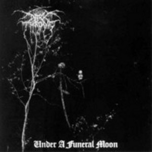 DARKTHRONE - Under a funeral moon 2CD