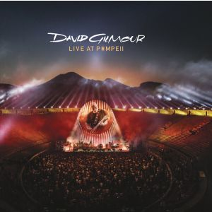 GILMOUR DAVID - Live At Pompeii 2CD+2Blu-ray disc BOXSET
