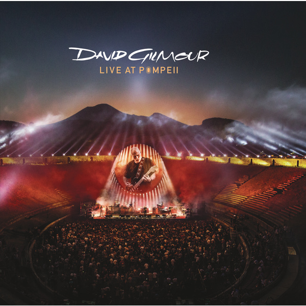 GILMOUR DAVID - Live At Pompeii 4LP BOXSET