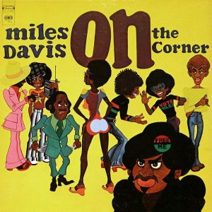 DAVIS MILES - On the corner CD