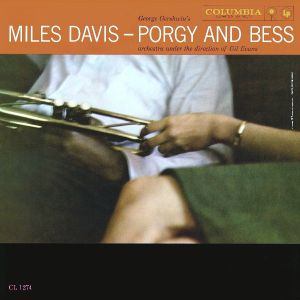 DAVIS MILES - Porgy and Bess LP Music on Vinyl