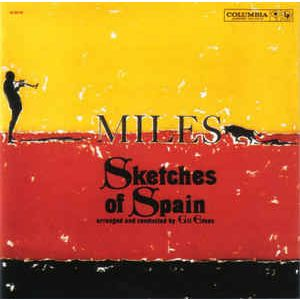 DAVIS MILES - Sketches of Spain CD