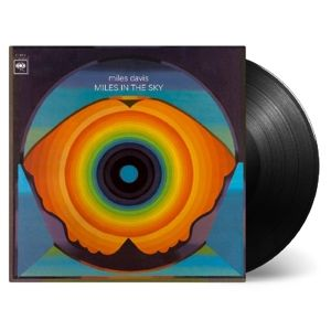 DAVIS MILES - Miles In the Sky LP  Music On Vinyl