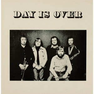 DAY IS OVER - Day Is Over LP Svart Records