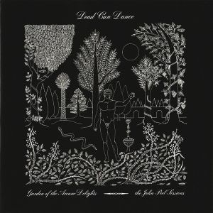DEAD CAN DANCE - Garden Of The Arcane Delights + Peel Sessions 2LP