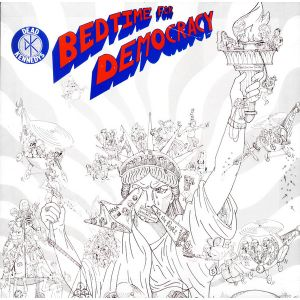 DEAD KENNEDYS - Bedtime for democracy CD