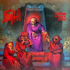DEATH - Scream Bloody Gore 2CD REISSUE
