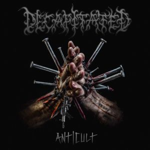 DECAPITATED - Anticult CD Digipak