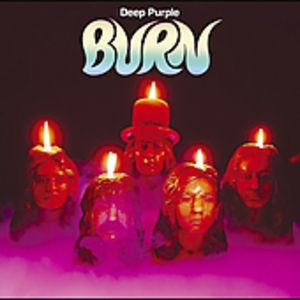 DEEP PURPLE - Burn CD