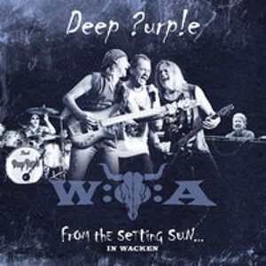 DEEP PURPLE - From The Setting Sun... (In Wacken) Blu-ray disc