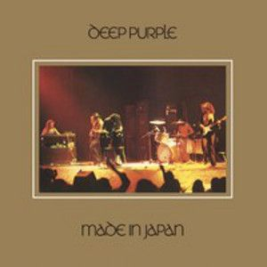 DEEP PURPLE - Made in Japan 2013 remaster