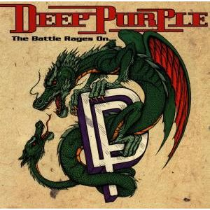 DEEP PURPLE - The battle rages on CD