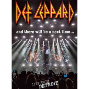 DEF LEPPARD - And there will be a next time, live from Detroit DVD