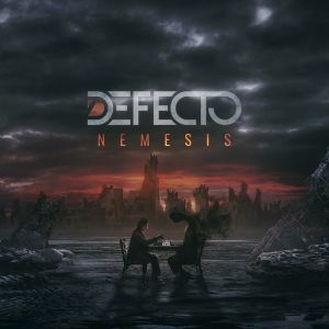 DEFECTO - Nemesis LP Black Lodge Records LTD 300 Red/Black Splatter vinyl