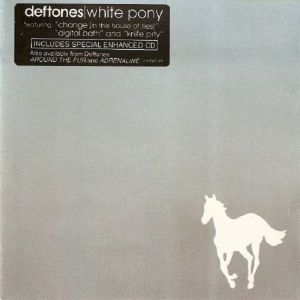 DEFTONES - White pony CD