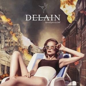 DELAIN - Apocalypse & Chill  CD