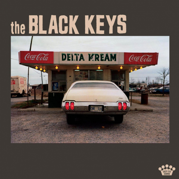 BLACK KEYS - Delta Kream LP