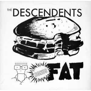 "DESCENDENTS - Bonus Fat 12"" EP UUSI SST"