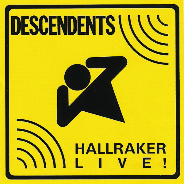 DESCENDENTS - Hallraker-live