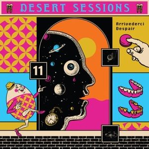V/A - Desert Sessions	VOL. 11 & 12 CD