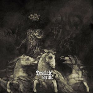 DESOLATE SHRINE - The Heart of the Netherworld