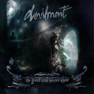 DEVILMENT - Great And Secret Show L 2LP NUCLEAR BLAST