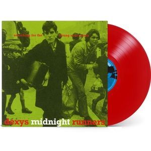 DEXYS MIDNIGHT RUNNERS - Searching For the Young Soul Rebels LP National Albums Day release RED VINYL