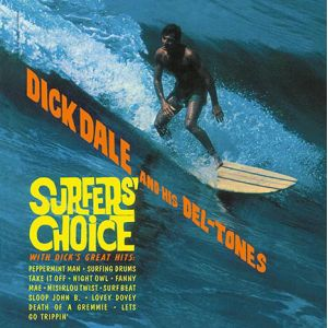 DICK DALE AND HIS DELTONES - Surfers' Choice LP Dol Records
