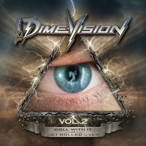 DIMEBACK DARRELL - Dimevision 2: Roll With It Or Get Rolled Over DVD+CD