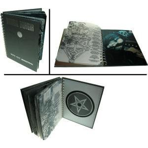 DIMMU BORGIR - Death cult armageddon LTD METALBOOK