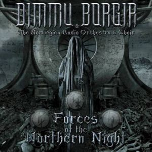 DIMMU BORGIR - Forces Of The Northern Night 2LP Nuclear Blast