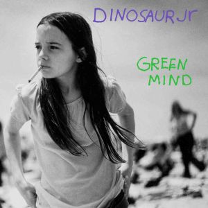 DINOSAUR JR - Green Mind 2LP Chery Red