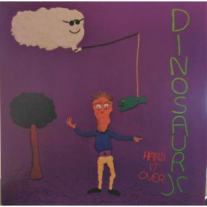 DINOSAUR JR - Hand It Over 2LP Cherry red