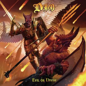 DIO - Evil Or Divine: Live In New York City 3LP LTD lenticular cover