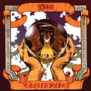 DIO - Sacred Heart LP 2020 Remaster