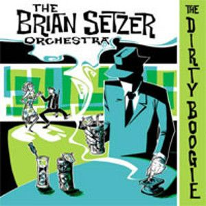 SETZER BRIAN ORCHESTRA - Dirty Boogie CD