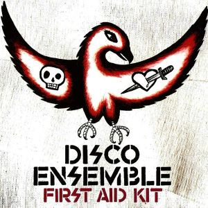 DISCO ENSEMBLE - First Aid Kit (bonus tracks)