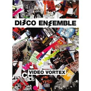 DISCO ENSEMBLE - Video Vortex DVD