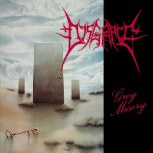 DISGRACE - Grey misery - the Complete Death Metal Years 2LP Svart Records