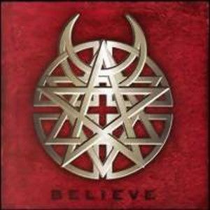 DISTURBED - Believe CD