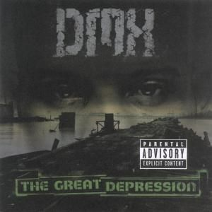 DMX - The great depression CD
