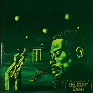 DOLPHY ERIC - Outward Bound LP New Jazz Records