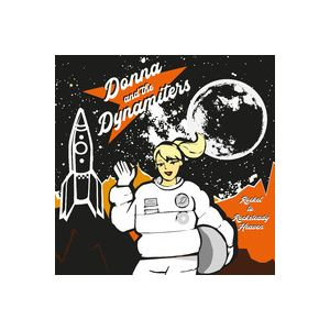 DONNA AND THE DYNAMITERS - Rocket to Rocksteady Heaven LP