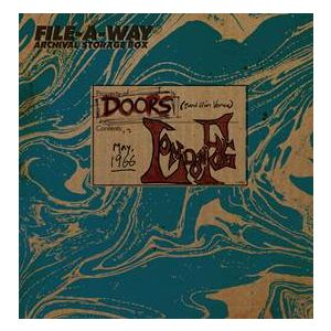 "DOORS - London Fog 1966 10""+CD"